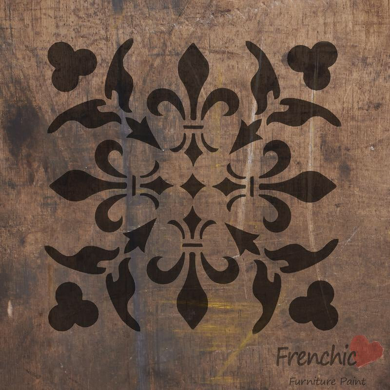 Frenchic Stencils - Touch Of Class