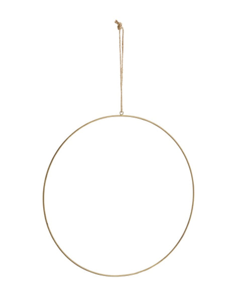 Wreath Hoop-Medium,  - Bramley & White | Upholstery, Homewares & Furniture
