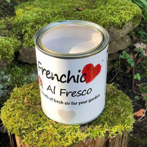 Frenchic Al Fresco paint - Cool Beans 750ml,  - Bramley & White | Upholstery, Homewares & Furniture