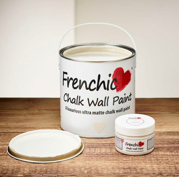 Chalk Wall Paint - Parchment 2.5l
