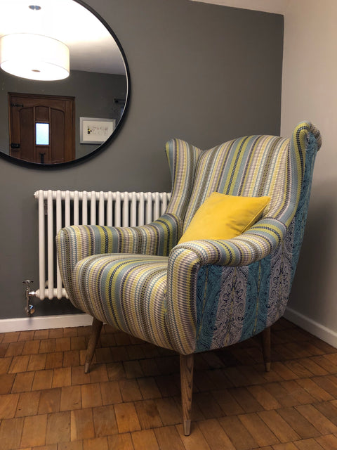 'Hello Lennon' Boho chair,  - Bramley & White | Upholstery, Homewares & Furniture