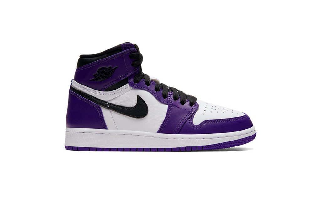 Nike Air Jordan 1 'Court Purple' (GS)