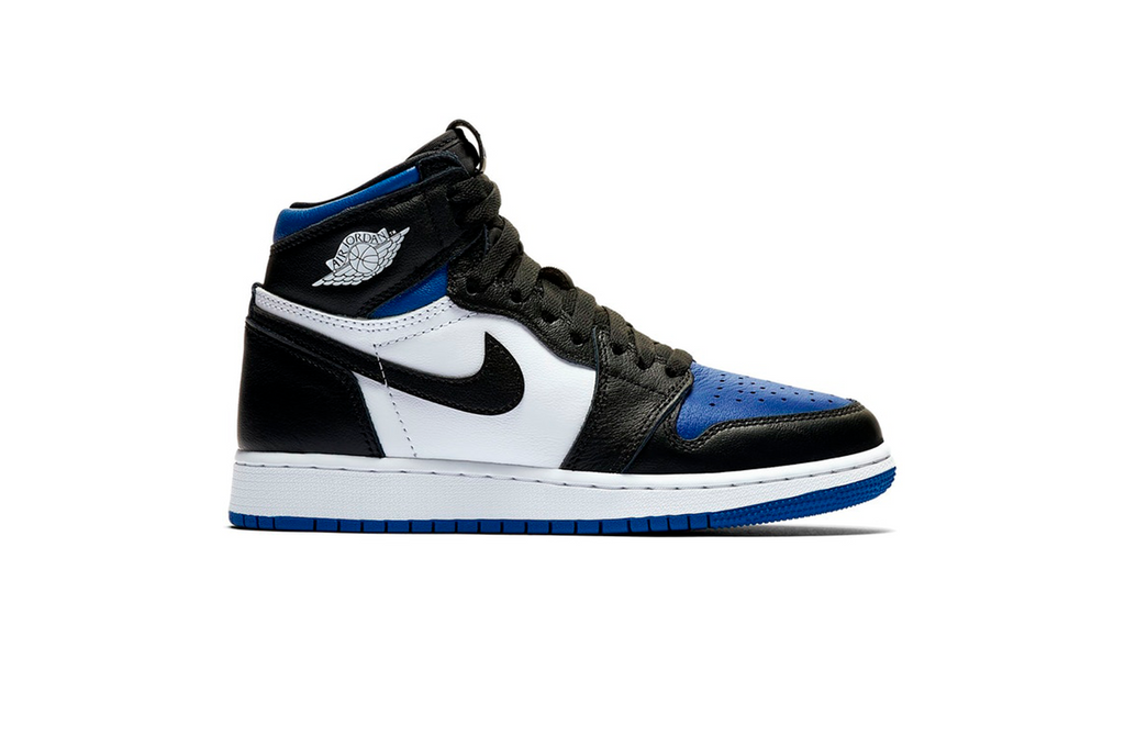 Nike Air Jordan 1 'Royal Toe' (GS)