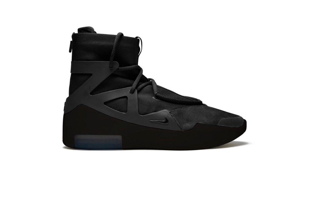 Nike x Fear Of God Air 1 'Triple Black'