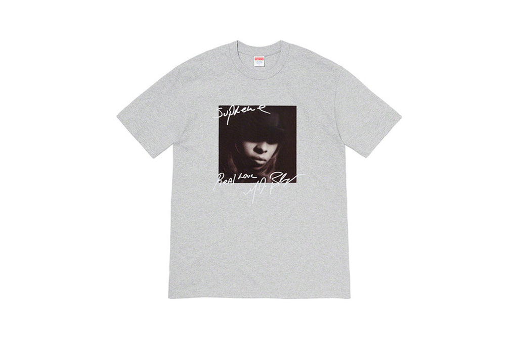 Supreme Mary J Tee - Grey
