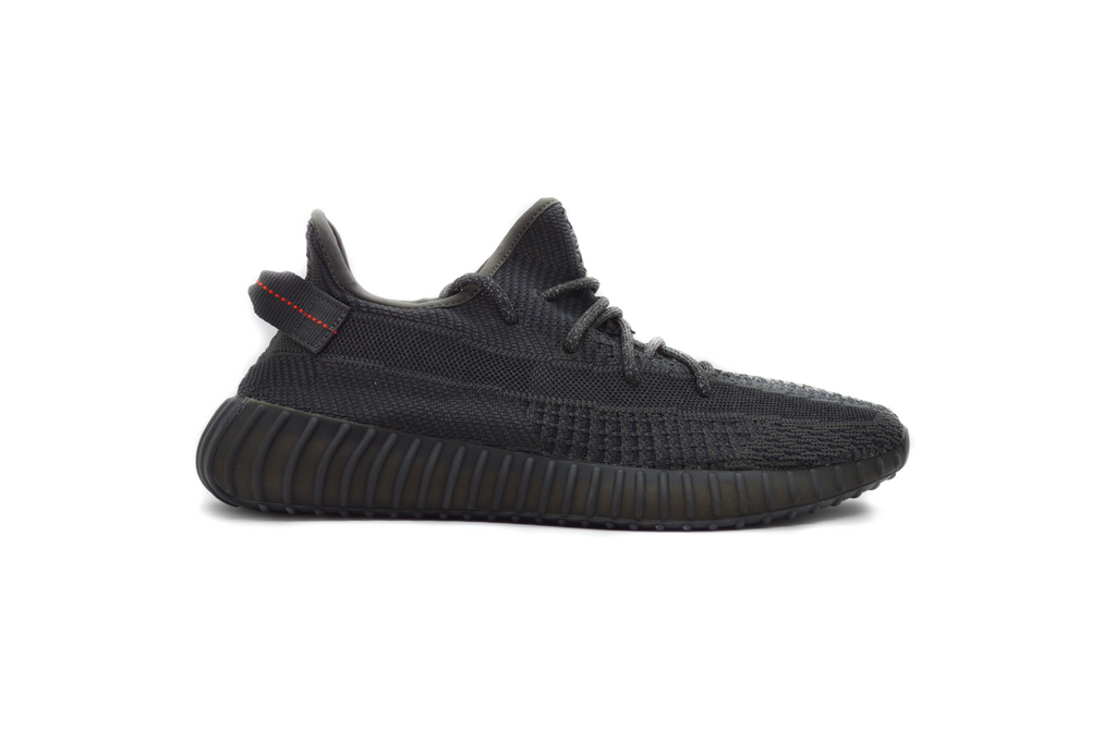 Yeezy Boost 350 V2 'Black Static' - Non Reflective