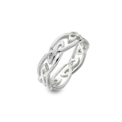 Ancient knotwork ring