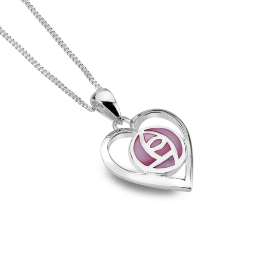 Mackintosh love pendant