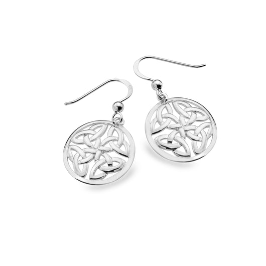 United trinity earrings