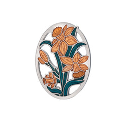 Brooches - Daffodil Brooch