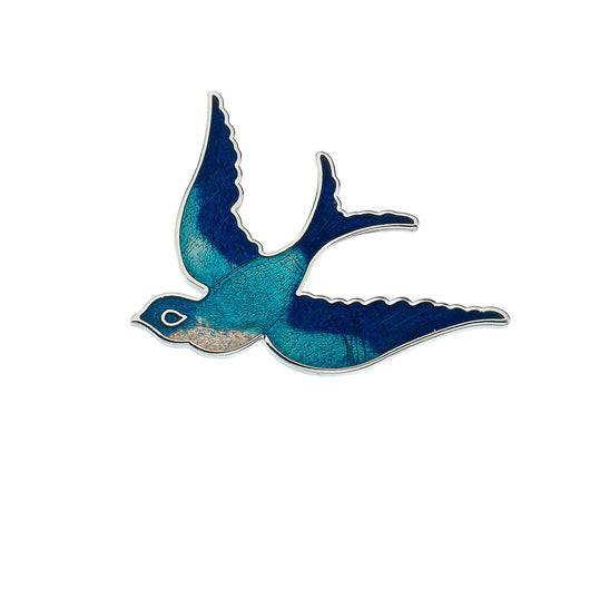 Brooches - Swallow Brooch