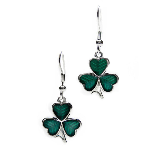 Earrings - Irish Shamrock Earrings