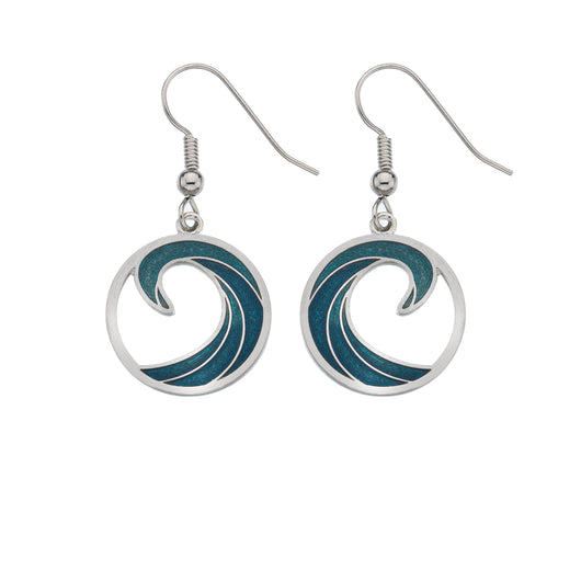 Earrings - The Seventh Wave Earrings