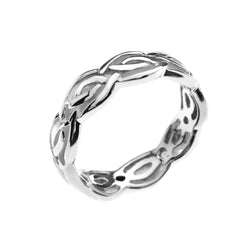 Jewellery - Celtic Knot Slim Band