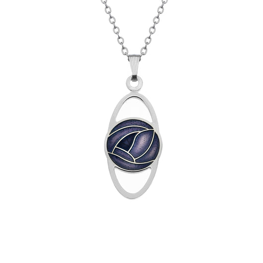 Necklaces - Classic Mackintosh Rose Necklace