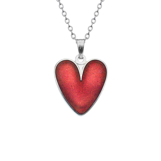 Necklaces - Red Heart Necklace