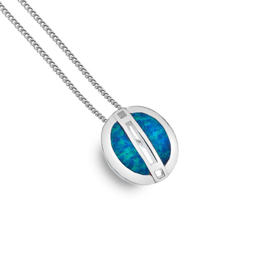 Pendants - Blue Peaceful Pendant