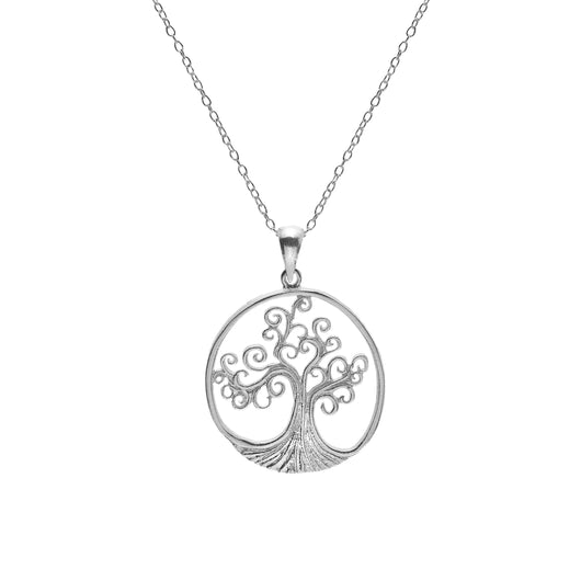 Pendants - Spiral Tree Of Life Pendant