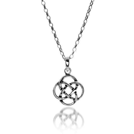 Pendants - Sterling Silver Celtic Knot Pendant