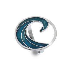 Scarf Rings - The Seventh Wave Scarf Ring