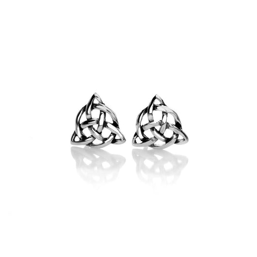 Studs - Sterling Silver Knotwork Studs