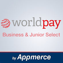 WorldPay Business & Select Junior Gateway for Magento 2.x WorldPay Appmerce