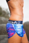 GODIIVA PRO RUNNING SHORTS - DAWN