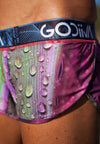 GODIIVA PRO RUNNING SHORTS - TROPICAL