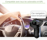 Kit bluetooth Main libre voiture - E-Xclusif