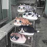 Cute 3D Cat Cushions - E-Xclusif