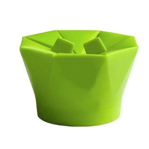 PopUp Microwave Silicone Popcorn Maker