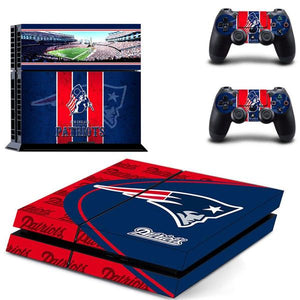 New England Patriots Skin pour Sony Playstation 4 - E-Xclusif