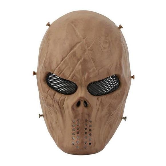 Masque Ghost Tactical Camouflage - E-Xclusif