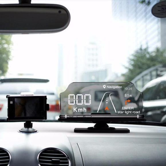 Smartphone Heads Up Display - E-Xclusif