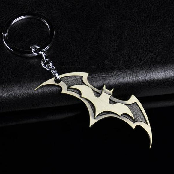 The Dark Knight Superhero Car Keychain - E-Xclusif
