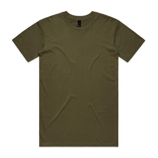 HB Tram Army Green Tee