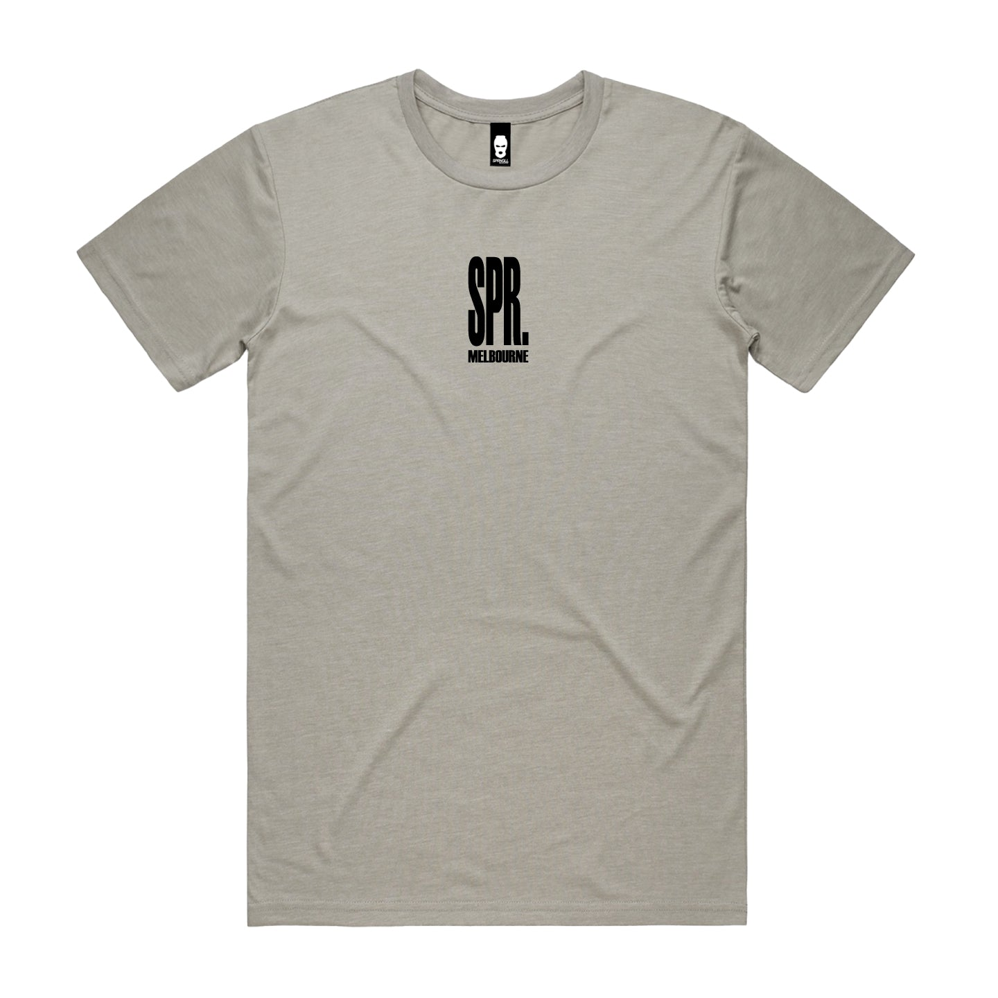 Abbr Tee Light Grey