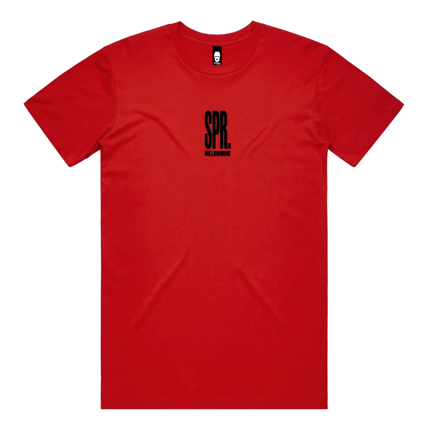Abbr Tee Red