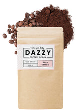 Dazzy Coffee Scrub 200g - Pure Coffee