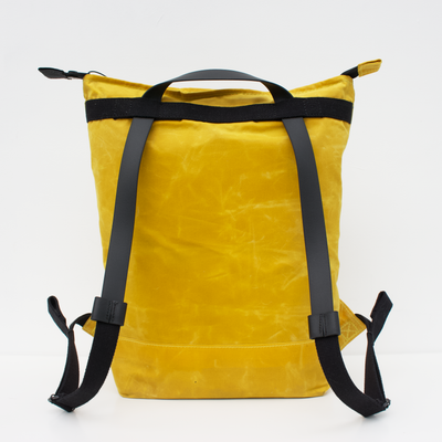 Rumi - Yellow | Shoulder bag, backpack