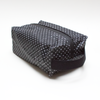 Obsessed Wash Bag - Polka Dot | Cotton webbing