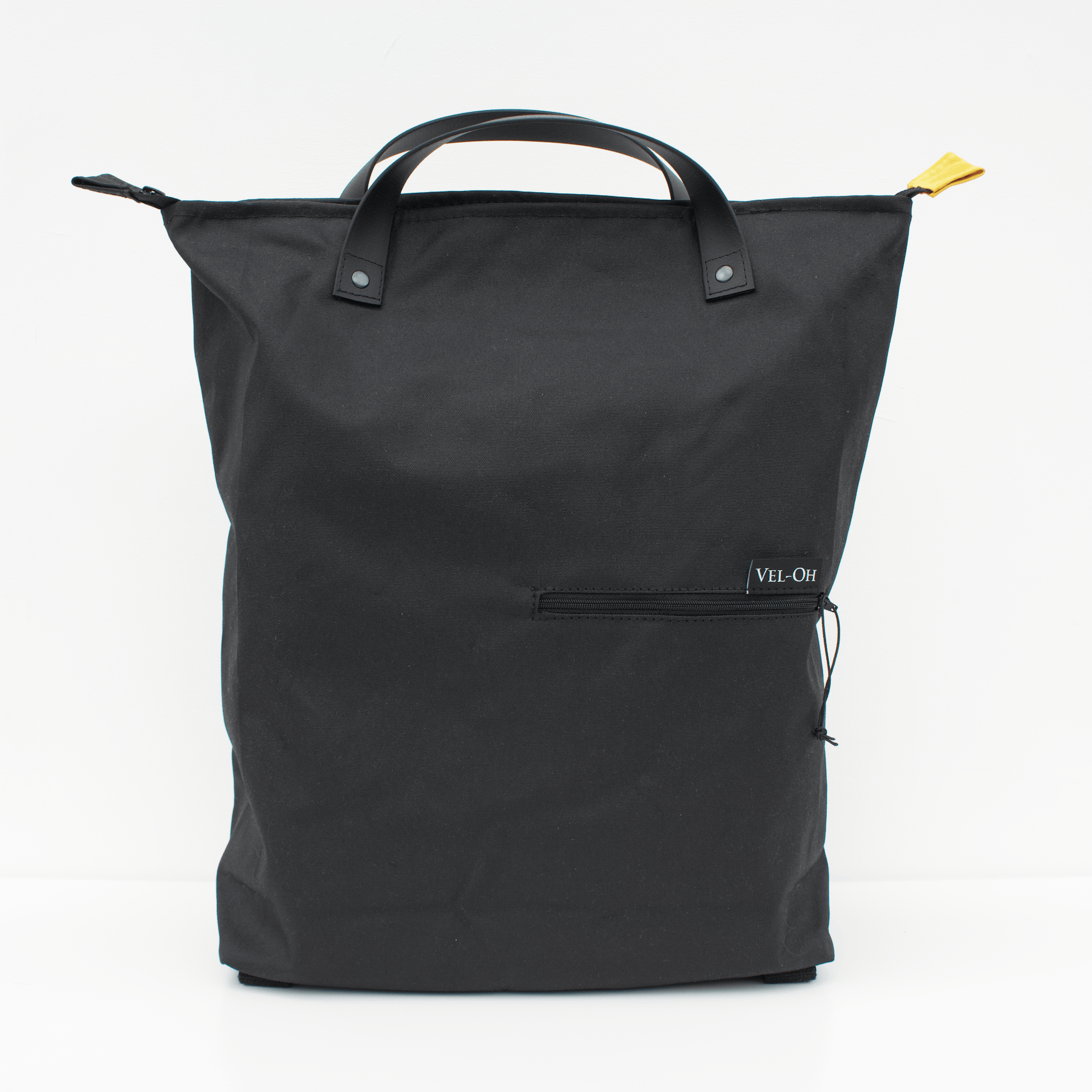 Dave - Black | Backpack - Vel-Oh