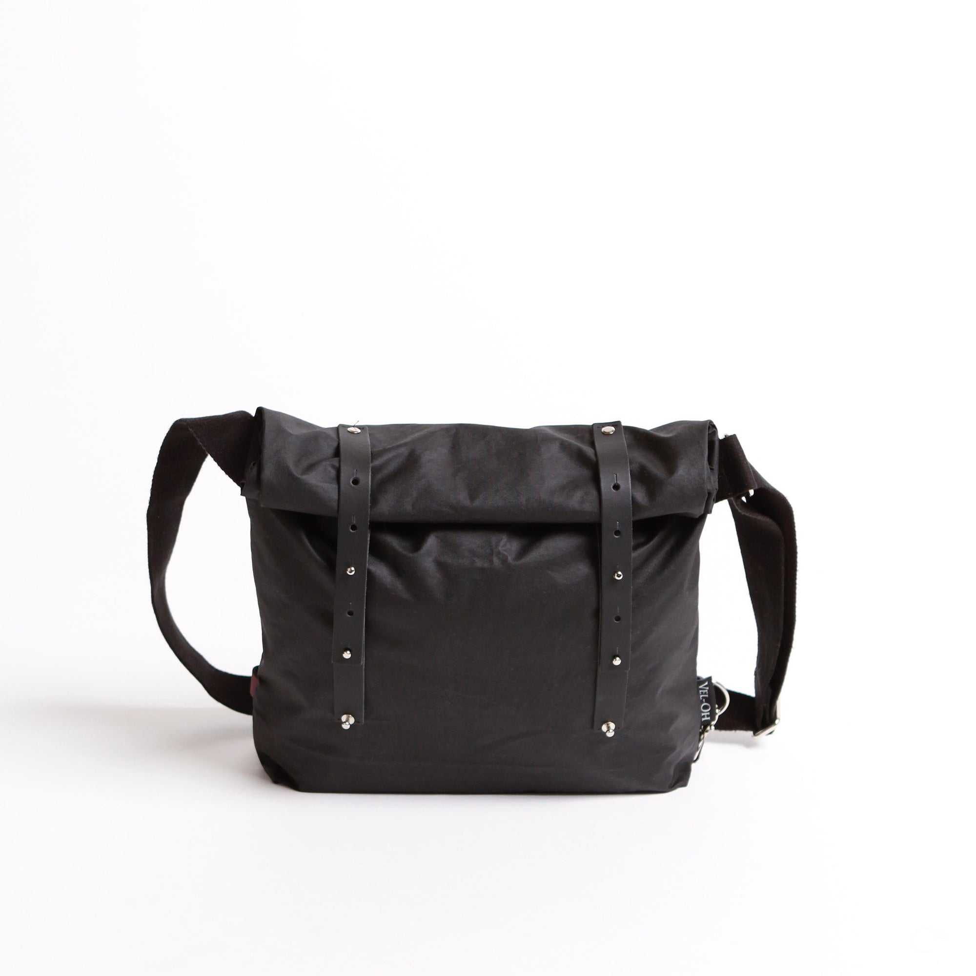 Day Bag - Black | Shoulder bag, messenger bag - Vel-Oh