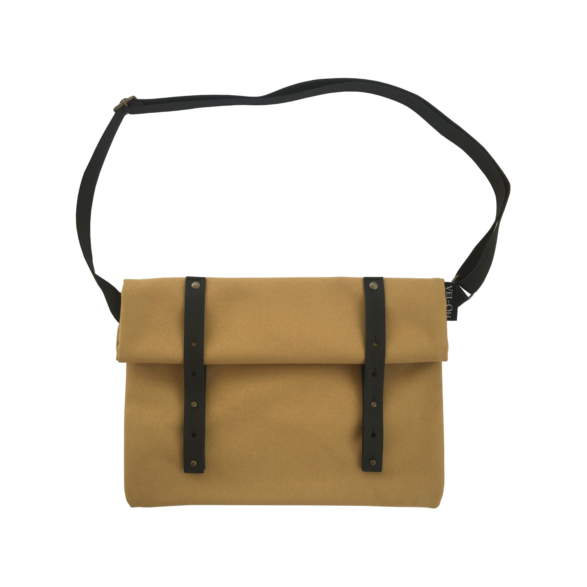 Nip Out Bag - Mustard | Musette - Vel-Oh