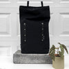 Seph Bag - Black | Backpack - Vel-Oh