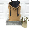 Seph Bag - Mustard | Backpack - Vel-Oh