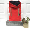 Seph Bag - Red | Backpack - Vel-Oh
