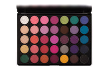 Lick and Lash Beauty 35 Colour Bella Rio Palette (35D)