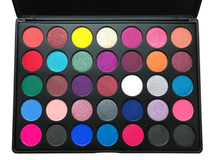 Lick and Lash Beauty Casablanca Palette 35S