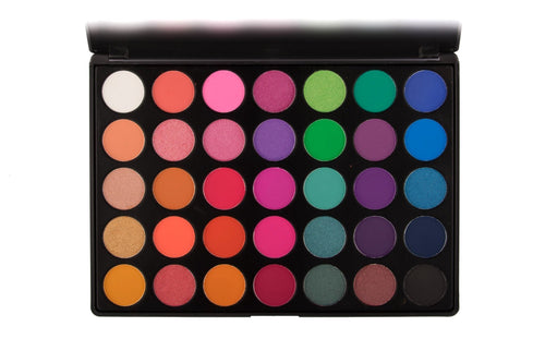 Lick and Lash Beauty 35 Colour Duchess Palette (35E)